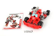 Transforme 100% Completo Básico Construct-Bots Transformers