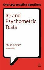 IQ and Psychometric Tests: Assess Your Personality, Aptitude and Intelligence...