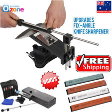 NEW 2nd Gen Professional Fix-Angle Knife Sharpener Edge Pro Style Sharpening