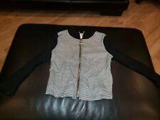 AMY BYER Girls  Plaited Jacket  Sz 5