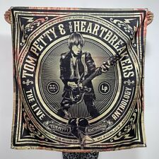 Tom Petty Banner The Live Anthology Cover Tapestry Flag Fabric Art Poster 4x4ft