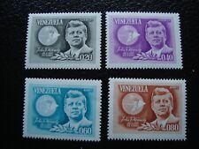 VENEZUELA -timbre yvert et tellier n° 726 727 aerien 860 861 n** (C5) stamp