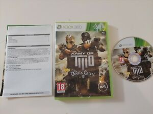 ARMY OF TWO THE DEVILS CARTEL XBOX 360 PREOWNED