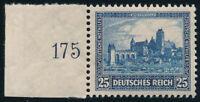 DR 1930, MiNr. 452 b, tadellos postfrisch, gepr. Schlegel, Mi. 600,--