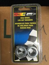 Mr Gasket 1745 MAG WHEEL LUG NUT WASHERS 10PC