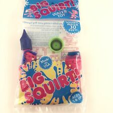 Big Squirt Water Toy Made In USA Shoot Water Up to 30 Feet