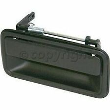 New Door Handle Rear Driver Left Side Chevy Smooth Black LH Hand GMC GM1520117