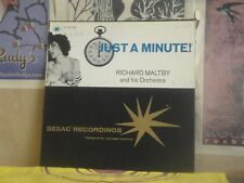 RICHARD MALTBY, JUST A MINUTE - SESAC LP PA 241/242