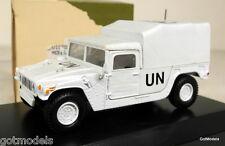 Victoria 1/43-r004 Hummer u.n cubiertos Modelo Diecast Car