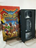 Scooby Doo And The Legend Of The Vampire VHS