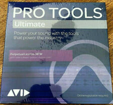 Pro Tools HD (Ultimate) Software - Perpetual License - Dauerlizenz - new (neu)