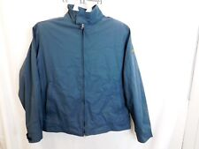 Abercrombie and Fitch Men's Rugged Garage Work Jacket Size M Slate Blue