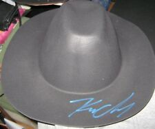 KENNY CHESNEY COUNTRY STAR LEGEND SIGNED REPLICA COWBOY HAT NO SHOES NATION 6375298716b6