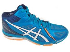 Asics Gel-Volley Elite 3 MT Men's midrise trainers Blue/Hot Orange B501N-4301