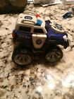 Tonka 1-2-3 Transformers Policeman Pete Complete SUV Police Cruiser Go-Bots Rare