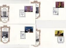 1971 Universities - Philart (Set of Four) - All Four Matching H/S's