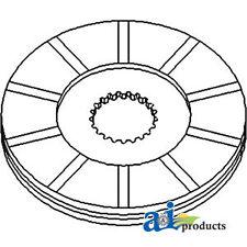 John Deere Parts BRAKE DISC AM1828T  440 (Industrial Wheel Type Tractor), 430 (S