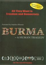 Burma: A Human Tragedy (DVD, 2012)