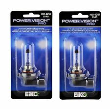 EIKO Power Vision Pro H10 9145 42W Two Bulbs Fog Light Replace Upgrade Stock OE