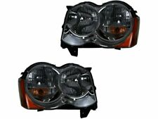 For 2008-2010 Jeep Grand Cherokee Headlight Assembly Set 59293GW 2009