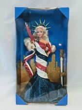 Statue of Liberty Barbie Doll, 14664, FAO Schwarz American Beauties Collection