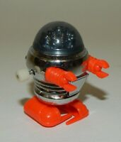 Vintage 1977 Tomy Lost in Space Wind Up Walking Rascal Robot Toy