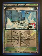 Pokemon!! Eisstadt / Frozen City League Promo 100/116! Holo! Near Mint! EN!
