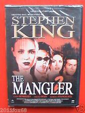 the mangler 2 the mangler 2.0 stephen king lance henriksen chelse swain dvdnuovo