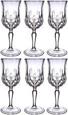 RCR OPERA verre cristal-Sherry lunettes 12cl (boîte de 6) - nouveau