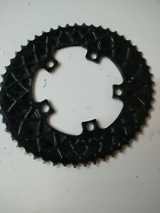 Absolute black oval chainring 52T 110/5