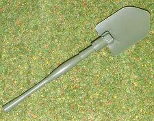 Vintage Action Man 40th herramienta de soldado de acción suelta Plegable consolidando escala 1/6