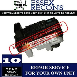 Mercedes Turbo Actuator 3.0 Electronic G 219 712120 6NW-008-412 Garrett 765155 a
