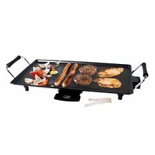 Unibos ELECTRIC tavola Teppanyaki grill e barbecue SKILLET PIASTRA RISCALDANTE 2000W