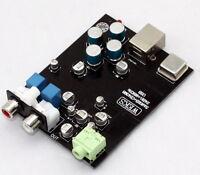SA9023 DAC USB decoder board 24BIT-96KHZ SA9023+OPA2132+CS4398 DAC USB TO RCA