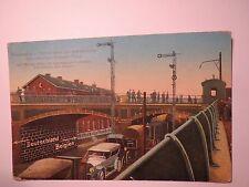 Herbesthal - Brücke über die Bahnstrecke Köln Aachen Brüssel Paris - 1916 / AK