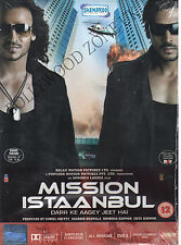 MISSION ISTAANBUL (VIVEK OBEROI & ZAYED KHAN) - NEW BOLLYWOOD DVD –