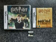 Harry potter and the order of the Phoenix nintendo ds game