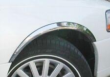 LINCOLN TOWN CAR Radlaufchrom Zierleisten Stretch-Limousine 4 Stück Bj.2003-2011