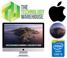 Boxed New Apple iMac 27 Retina 5K - i5-6500 CPU 32GB Ram 1TB HDD Mac OS Catalina