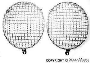 Headlight Mesh Grille Set, Clip-On All 356's (50-65) SMC.631.130.00