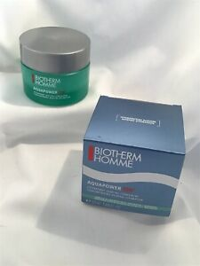 Biotherm Homme Aquapower 72H New, Missing Cellophane, 50ml