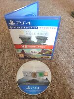 The Assembly/Perfect - Sony PS4 VR Double Pack - Private Seller - FREE P&P!