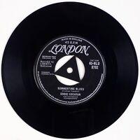 """EDDIE COCHRAN: Summertime Blues UK London 45-HLU 8702 Orig Rock 7"""" 45 MP3"""