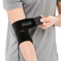 Elbow Support Sleeve for Pain Tennis Golfers Elbow Sprain Breathable Neoprene