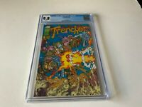 TRENCHER 1 CGC 9.8 WHITE PAGES KEITH GIFFEN IMAGE COMICS 1993