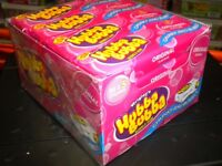 HUBBA BUBBA 20 PACKS OF 5 ORIGINAL CHEWING GUM 100 PARTY HALLOWEEN BIRTHDAY ETC
