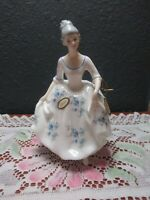 "ROYAL DOULTON ""CAROLINE 1987 - 8"" TALL MADE BY PEGGY DAVIES"