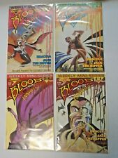 Blood of the Innocent Set #1-4 8.0 VF (1986)