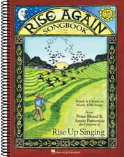 """Rise Again Songbook"" Words & Chords to Nearly 1200 Songs-MUSIC BOOK-NEW ON SALE"