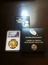 American Liberty 2015 W High Relief Gold Coin NGC MS70 Early Release